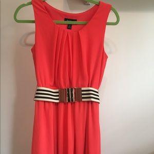 BCX Coral Dress